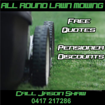 All Round Lawn Mowing