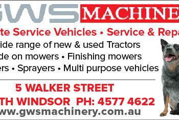 GWS Machinery