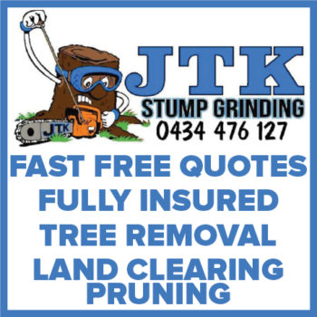 JTK Stump Grinding