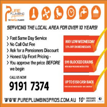 Pure Plumbing Professionals